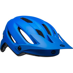 Bell 4Forty Fietshelm, matte/gloss blue/black